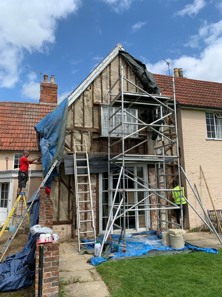 Holton St Mary update