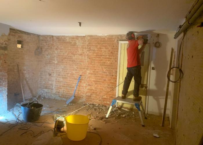 Colchester Basement Renovation