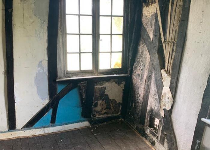 Great Leighs Fire Damage Repair