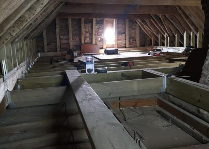 Loft Conversion, Layham