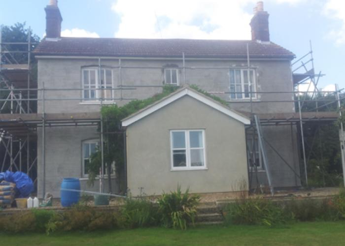 Edwardstone Renovation