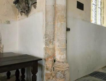 Little Waldingfield Church Restoration