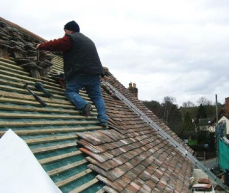 Boxford Roofing Project